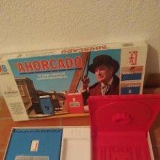 Juegos de mesa: JUEGO EL AHORCADO. Lote 277468503