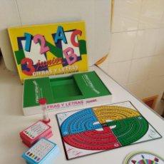Juegos de mesa: CIFRAS Y LETRAS JUNIOR - JUEGO DE MESA FALOMIR (JURADO) 1993 - COMPLETO. Lote 277702913