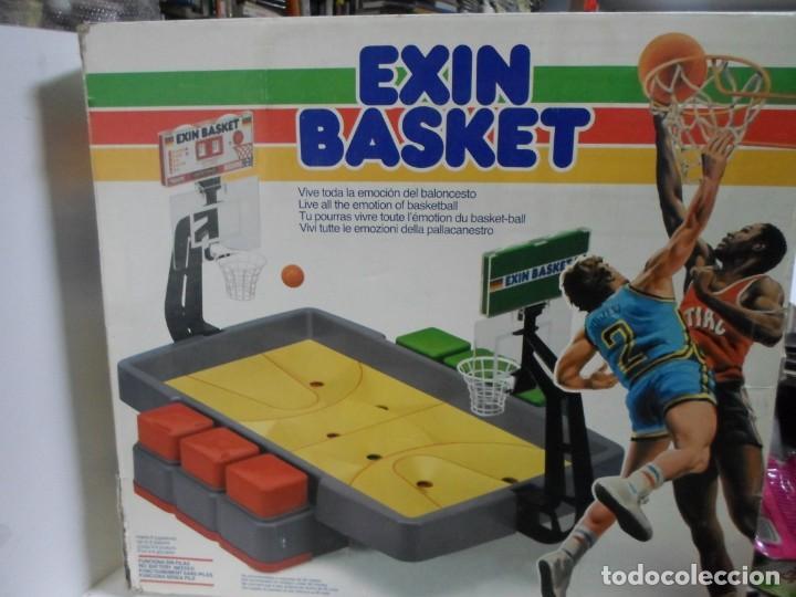 EXIN BASKET (Juguetes - Juegos - Juegos de Mesa)