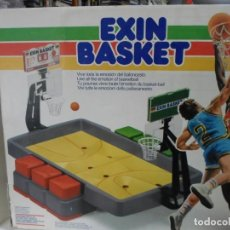 Juegos de mesa: EXIN BASKET. Lote 278465658