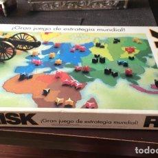 Juegos de mesa: JUEGO DE MESA RISK AÑO 1985. Lote 279577928
