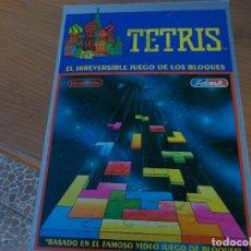 Juegos de mesa: TETRIS, JUEGO DE MESA, (NINTENDO) FALOMIR (NO SE ADMITE DEVOLUCIONES, VER FOTOS). Lote 283099313