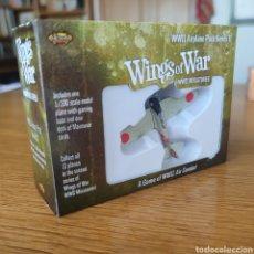 Juegos de mesa: WINGS OF WAR - WWII PACK SERIES II - AICHI D3A1 VAL (MAKINO/SUKIDA). Lote 284257168