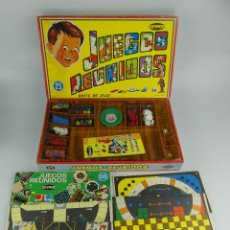 Jogos de mesa: ANTIGUO JUEGO DE MESA: JUEGOS REUNIDOS 25. GEYPER. Lote 285268323