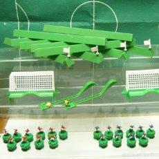 Juegos de mesa: LOTE SUBBUTEO JUEGO DE FUTBOL. Lote 285477743