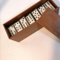Juegos de mesa: DOMINÓ AÑOS 70. Lote 286360948