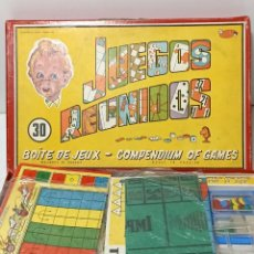 Jogos de mesa: JUEGOS REUNIDOS GEYPER 30. Lote 287714083