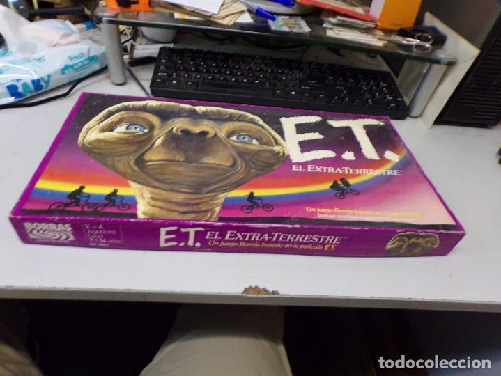 JUEGO E.T. EL EXTRA-TERRESTRE - BORRAS (Juguetes - Juegos - Juegos de Mesa)