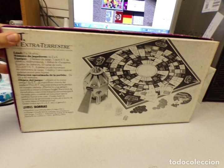 Juegos de mesa: JUEGO E.T. EL EXTRA-TERRESTRE - BORRAS - Foto 11 - 287794393