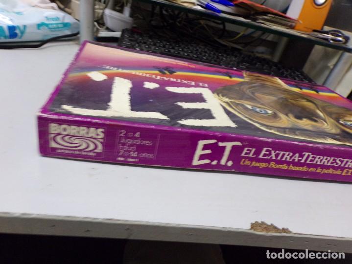 Juegos de mesa: JUEGO E.T. EL EXTRA-TERRESTRE - BORRAS - Foto 13 - 287794393