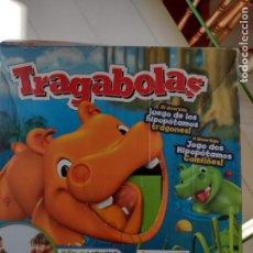 Juegos de mesa: JUEGO TRAGABOLAS HASBRO. Lote 288090948