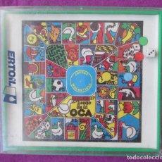 Juegos de mesa: JUEGO DE MESA JUEGO DE LA OCA PEQUEÑO ERTOIL MAGNETICO MIDE APROX. 11,5 X 13 CMS. Lote 288630173