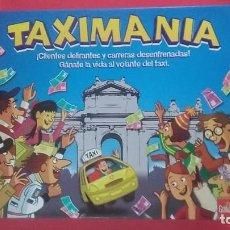 Juegos de mesa: TAXIMANIA JUEGO DE MESA JUEGO DEL TAXI EN MADRID. Lote 288728973