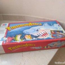 Juegos de mesa: ANTIGUO JUEGO TIBURON ATACA DE MB. Lote 289314328