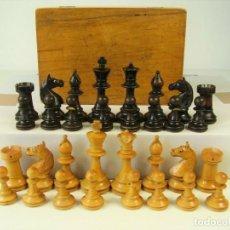 Juegos de mesa: AJEDREZ CENTROEUROPEO. AÑOS 30. Lote 289354928