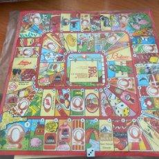 Juegos de mesa: JUECO DE LA OCA EN CARTON. PUBLICIDAD COPRAL (J-6). Lote 289439938