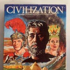 Giochi da tavolo: JUEGO DE MESA DE 1982 CIVILIZATION AVALON HILL. Lote 289710868