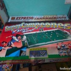 Jogos de mesa: SUPERCAMPEONES DE RIMA OLIVER Y BENJI. Lote 293581808