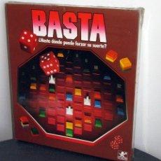Juegos de mesa: BASTA, DE BORRAS - ANTIGUO JUEGO DE MESA - NUEVO Y PRECINTADO - AÑO 1980. Lote 294047698