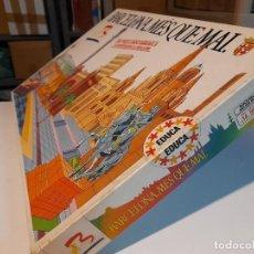 Juegos de mesa: JOC DE TAULA ( JUEGO DE MESA : BARCELONA, MES QUE MAI. Lote 294094023