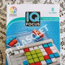 Juegos de mesa: SMART GAMES PUZZLE JUEGO DE MESA 1 PLAYER - 120 CHALLENGERS. Lote 295312778