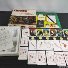 Juegos de mesa: ANTIGUO JUEGO DE MESA CLUEDO AÑO 74. Lote 295535513
