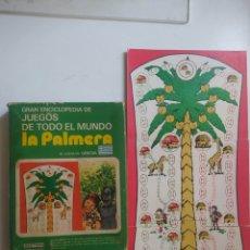 Juegos de mesa: LA PALMERA ©1972. DISTEIN JUEGOS. Lote 296613903