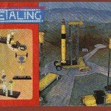 Juguetes antiguos: CATÁLOGO DEL JUEGO DE CONSTRUCCIÓN METALING, DE 1970. Lote 23155603