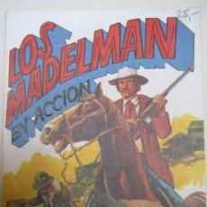 Juguetes antiguos: CATALOGO MADELMAN. AÑO 1977. Lote 26173007