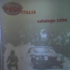 Juguetes antiguos: PROGETTO K: CATALOGO 1996 (14 PAG. 30 X 21 ) PERFECTO. Lote 26000181