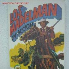 Juguetes antiguos: CATALOGO MADELMAN. Lote 27407524