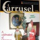 Juguetes antiguos: REVISTA CARRUSEL - Nº 12 NOV-DIC 2007 - TEXTO EN ESPAÑOL E INGLÉS. Lote 26630291