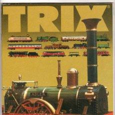 Juguetes antiguos: CATALOGO DE TRENES TRIX 1984 - 85. PAGINAS : 115. Lote 20036936