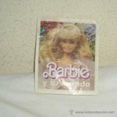 Jouets Anciens: CATÁLOGO DE BARBIE Y SU MUNDO,AÑO 1987. Lote 21275199