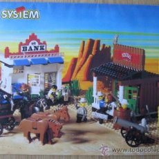 Juguetes antiguos: CATALOGO DE LEGO AÑO 1996 . LEGO SYSTEM - ENVIO GRATIS¡¡¡. Lote 17756088
