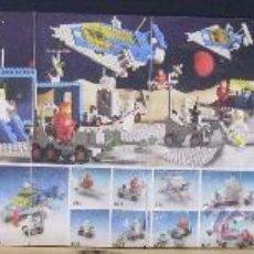Juguetes antiguos: LEGO. MINICATÁLOGO LEGOLAND 1980. Lote 19034544