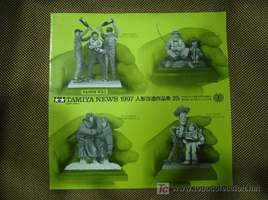 TAMIYA NEWS 1997. (Juguetes - Catálogos y Revistas de Juguetes)