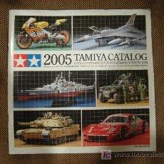 Juguetes antiguos: TAMIYA CATALOG. 2005.. Lote 29333570