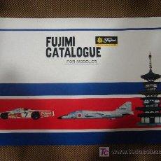 Juguetes antiguos: FUJIMI CATALOGUE. FOR MODELER.. Lote 19975042