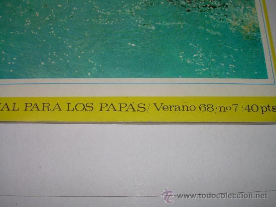 Juguetes antiguos: MUY RARA E INTERESANTE REVISTA...EL JUGUETE AÑO 68....1ª EXPOSICION DE JUG.ANTIGUO EN ESPAÑA - Foto 2 - 26976252