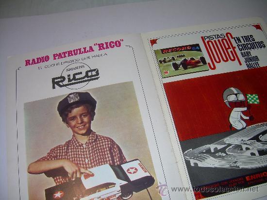 Juguetes antiguos: MUY RARA E INTERESANTE REVISTA...EL JUGUETE AÑO 68....1ª EXPOSICION DE JUG.ANTIGUO EN ESPAÑA - Foto 3 - 26976252