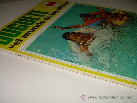 Juguetes antiguos: MUY RARA E INTERESANTE REVISTA...EL JUGUETE AÑO 68....1ª EXPOSICION DE JUG.ANTIGUO EN ESPAÑA - Foto 12 - 26976252