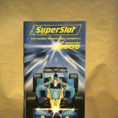 Juguetes antiguos: CATALOGO SUPERSLOT 2006 2 SEMESTRE. Lote 56467142