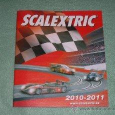 Giocattoli antichi: CATÁLOGO SCALEXTRIC 2010-2011. Lote 23448742