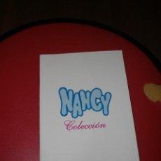 Juguetes antiguos: CATALOGO COLECCION NANCY 2002. Lote 26920431