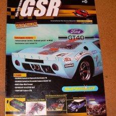 Juguetes antiguos: GSR GUIA SLOT RACING - Nº 30 - 2002 REVISTA EN ( ESPAÑOL - INGLES ). Lote 26554934