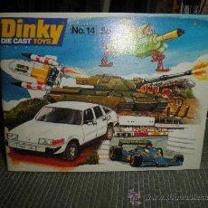 Juguetes antiguos: CATALOGO DINKY TOYS MECCANO AÑO 1978 . MADE IN ENGLAND. Lote 26858446