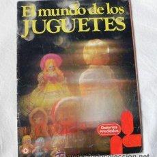 Juguetes antiguos: ANTIGUO CATÁLOGO DE JUGUETES GALERÍAS PRECIADOS AÑO 1982 ESPAÑA JUEGO JUGUETE JUEGOS CT DIFÍCIL. Lote 26283791