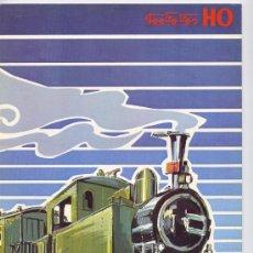 Juguetes antiguos: CATALOGO DE TRENES ELECTROTREN DE 1978. Lote 26613474