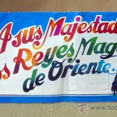 Juguetes antiguos: CARTA REYES MAGOS DE ORIENTE, FAMOSA, NANCY LESLY, BARRIGUITAS, 1970 S. Lote 27815158
